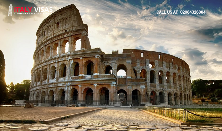 Tourist Attraction in Rome