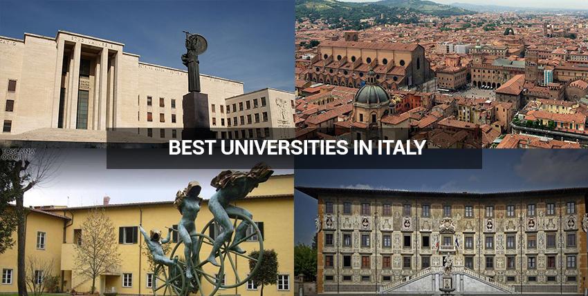 Best Universities in Italy