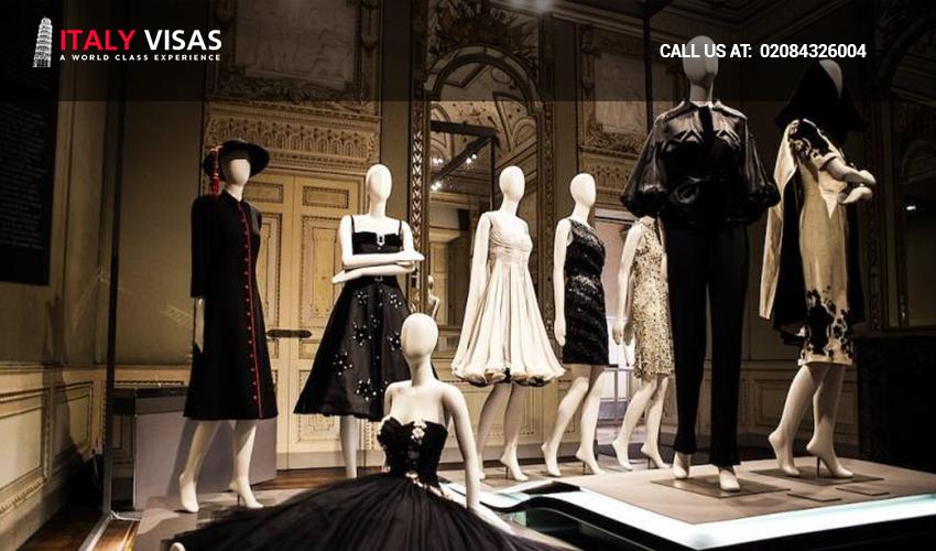 The Italian Fashion Industry