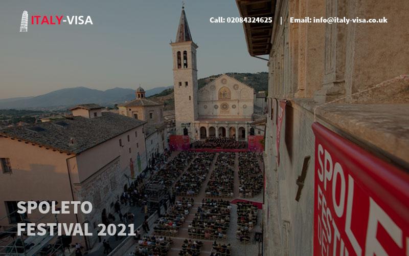 Festival dei Due Mondi di Spoleto 2021