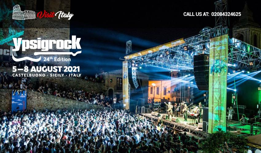 Ypsigrock Festival 2021